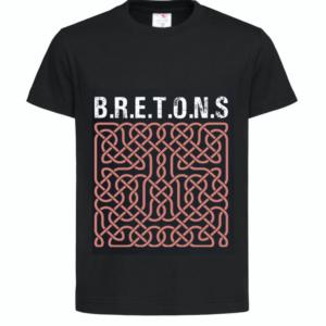 Tee-shirt BRETONS enfant 'entrelacs'